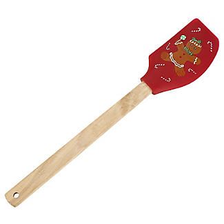 Gingerbread Man Spatula and Cookie Cutter Set alt image 5