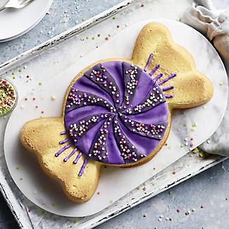 Large Candy-Shaped Silicone Cake Mould alt image 2