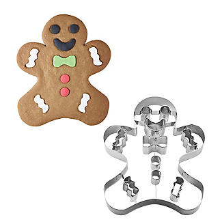 Oversized Gingerbread Man Cutter