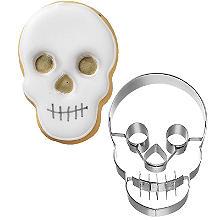 Skull Halloween Cookie Cutter