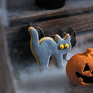 Cat Halloween Cookie Cutter alt image 2