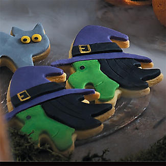 Witch Face Halloween Cookie Cutter alt image 2