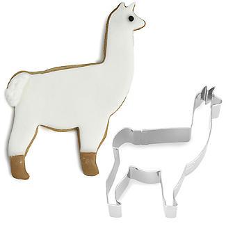RBV Birkmann Llama Cookie Cutter