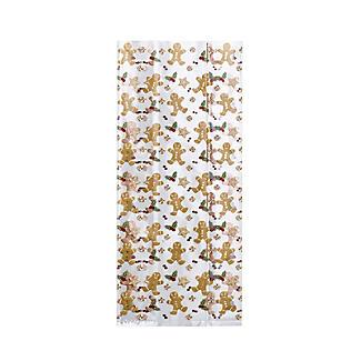 20 Gingerbread Friends Presentation Gift Bags 12.5 x 29cm alt image 2