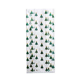 20 Traditional Christmas Trees Presentation Gift Bags 12.5 x 29cm alt image 2