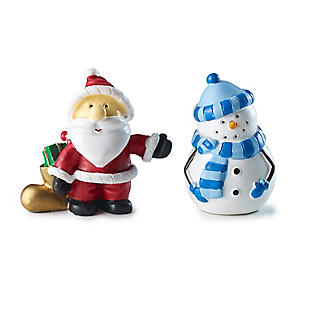 Christmas Characters Resin Cake Toppers