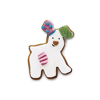 Snowman and Snowdog 2-Piece Cookie Cutter Set alt image 3