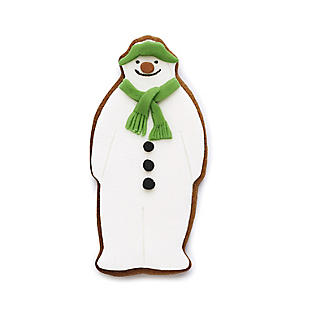 Snowman and Snowdog 2-Piece Cookie Cutter Set alt image 4