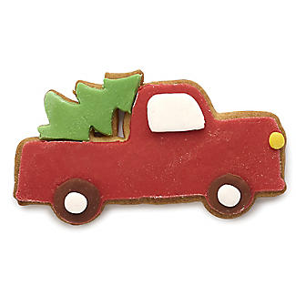 Christmas Truck Cookie Cutter Stainless Steel alt image 4