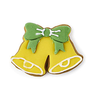 Traditional Bells Christmas Cookie Cutter Stainless Steel alt image 2