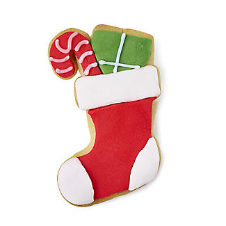 Christmas Stocking Cookie Cutter Stainless Steel alt image 2