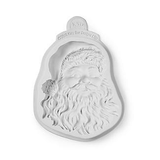Katy Sue Designs Santa Head Flexible Silicone Mould alt image 3