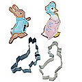 Anniversary House Peter Rabbit Cookie Cutters – Pack of 2