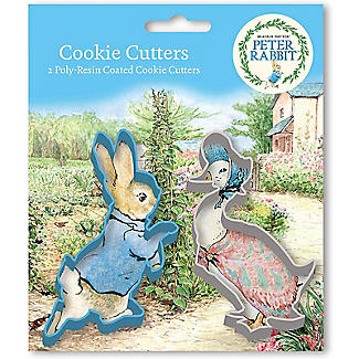 Anniversary House Peter Rabbit Cookie Cutters – Pack of 2 alt image 5