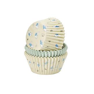 75 Peter Rabbit Baking Paper Cupcake Cases alt image 2