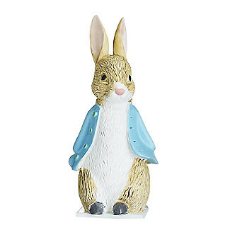 Peter Rabbit Resin Cake Topper
