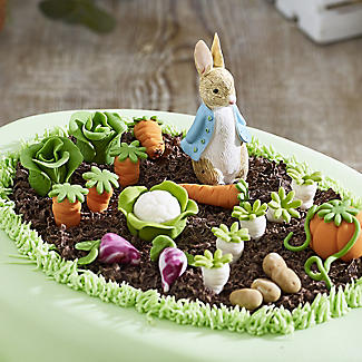 Peter Rabbit Resin Cake Topper alt image 2