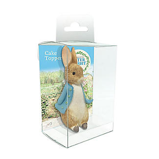 Peter Rabbit Resin Cake Topper alt image 3