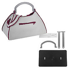 Dinkydoodle Handbag Cake Kit and Katy Sue Zip Mould Bundle