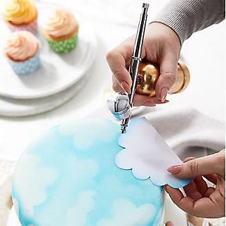 PME Portable USB Rechargeable Cake Decorating Airbrush Kit AB140 alt image 7