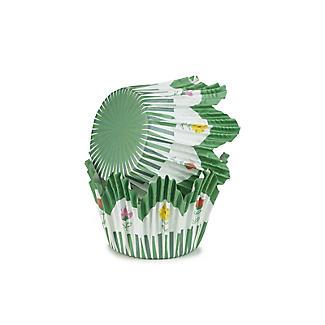 60 Floral Tulip Cupcake Cases alt image 4