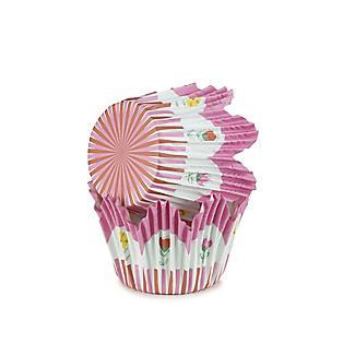 60 Floral Tulip Cupcake Cases alt image 8