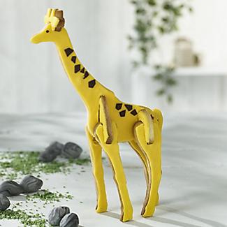 Bake-and-Build 3D Giraffe Cookie Cutter alt image 3