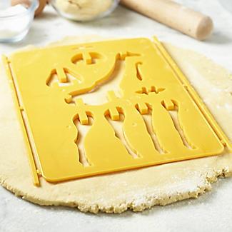 Bake-and-Build 3D Giraffe Cookie Cutter alt image 7