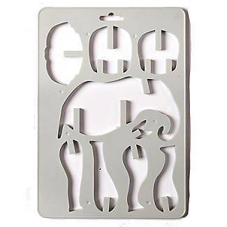 Bake-and-Build 3D Elephant Cookie Cutter alt image 3