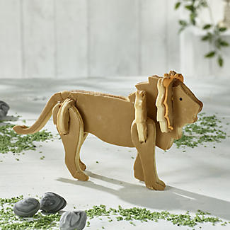 Bake-and-Build 3D Lion Cookie Cutter alt image 2