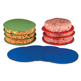 12 Lakeland Reusable Burger Liners