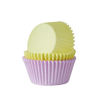 48 Pastel Cupcake Cases alt image 2