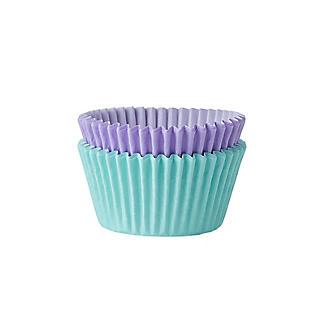48 Pastel Cupcake Cases alt image 4