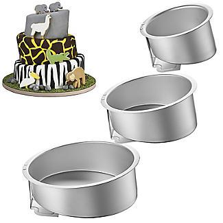Topsy Turvy Round Cake Pans Bundle