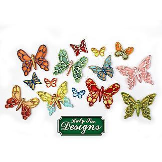 Katy Sue Designs Mini Butterflies Flexible Silicone Mould alt image 4