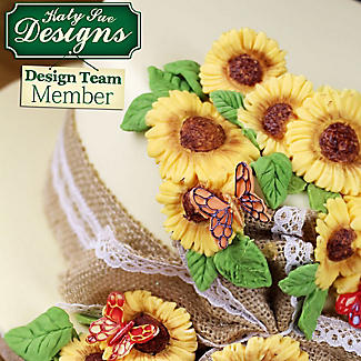 Katy Sue Designs Mini Butterflies Flexible Silicone Mould alt image 6