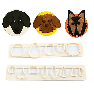 Design-A-Dog Icing Face Cutters Set alt image 1