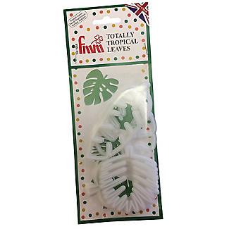 FMM Totally Tropical Leaves Icing Cutters – Pack of 4 alt image 4