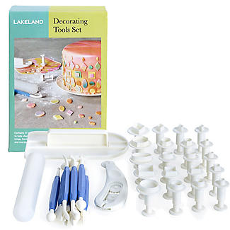Lakeland 31pc Cake Decorating Tools Set