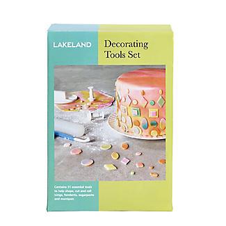 Lakeland 31pc Cake Decorating Tools Set  alt image 4