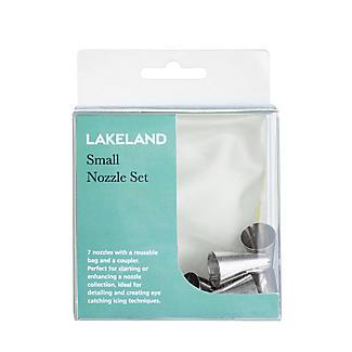 Lakeland 7pc Small Piping Nozzles & Bag Set  alt image 3
