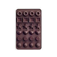 Lakeland 24 Chocolate Box Shapes Mould