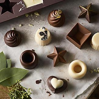 Lakeland 24 Chocolate Box Shapes Mould alt image 2