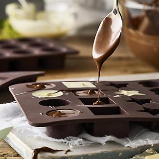 Lakeland 24 Chocolate Box Shapes Mould alt image 3