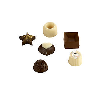 Lakeland 24 Chocolate Box Shapes Mould alt image 5