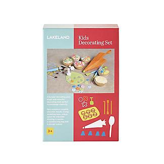 Lakeland Kids' 14pc Cake Decorating Set alt image 2