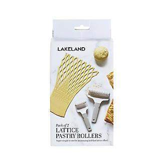Lattice Pastry Rollers – Set of 2 alt image 8