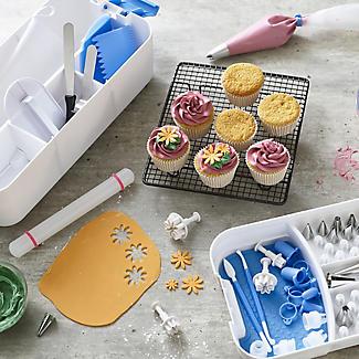 Lakeland 46pc Cake Decorating Starter Set alt image 2