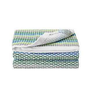 2 Cotton Tea Towels 70 x 45cm
