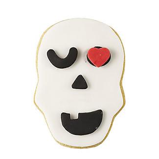 9pc Halloween Skull Cookie Cutter Set alt image 2